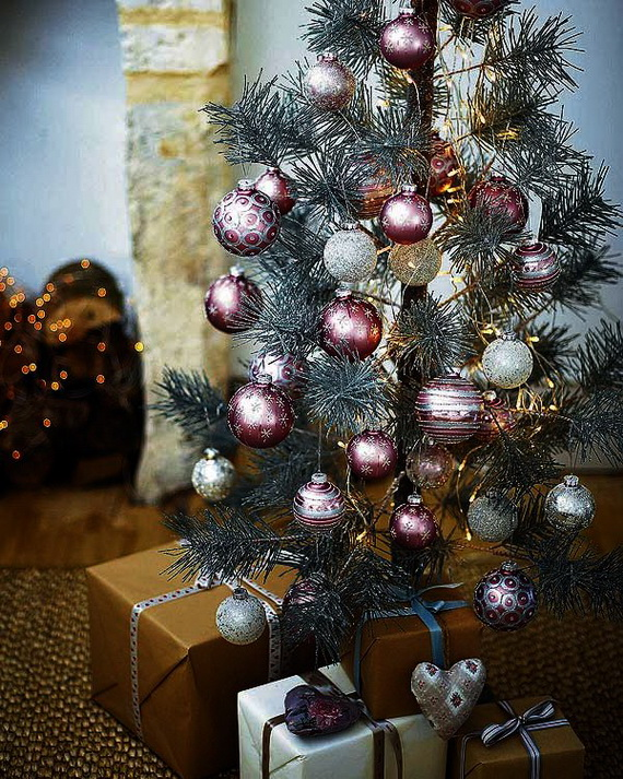 The most stylish Christmas Ornaments Decorations_20