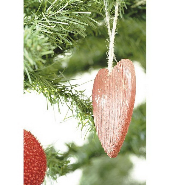 The most stylish Christmas Ornaments Decorations_25
