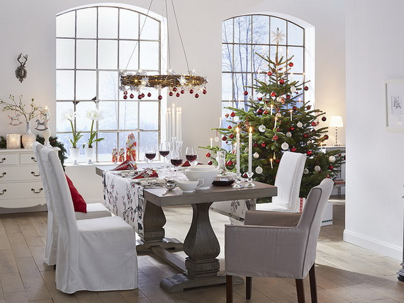 The most stylish Christmas Ornaments Decorations_26