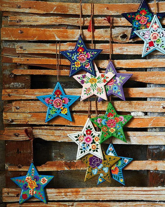 The most stylish Christmas Ornaments Decorations_35