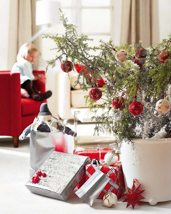 The most stylish Christmas Ornaments Decorations_45