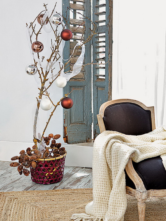 The most stylish Christmas Ornaments Decorations_50