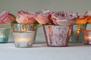 Beautiful And Romantic Candle Ideas For Valentine's Day Atmosphere