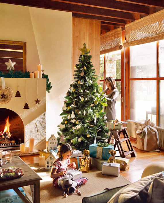 Christmas In A Country House In Spain  (10)