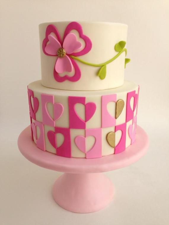 Fabulous valentine cake decorating ideas (11)