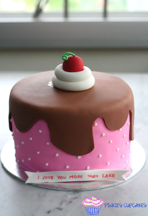 Fabulous valentine cake decorating ideas (17)