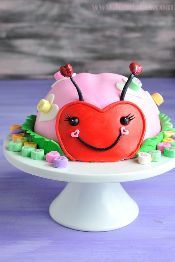 Fabulous valentine cake decorating ideas (31)