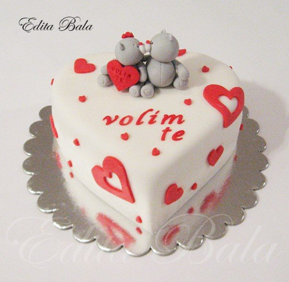Cake Decorating For Valentine S Day : 55 Fabulous valentine cake decorating ideas - family ...