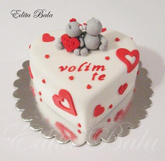 55 Fabulous valentine cake decorating ideas - family ...