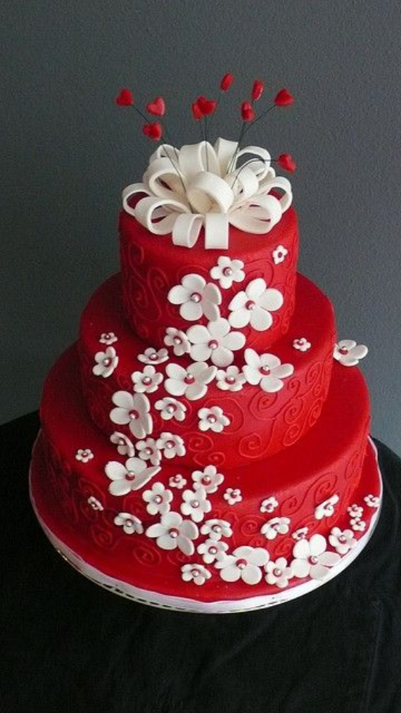 Valentine S Day Cake Decorations : 55 Fabulous valentine cake decorating ideas - family ...