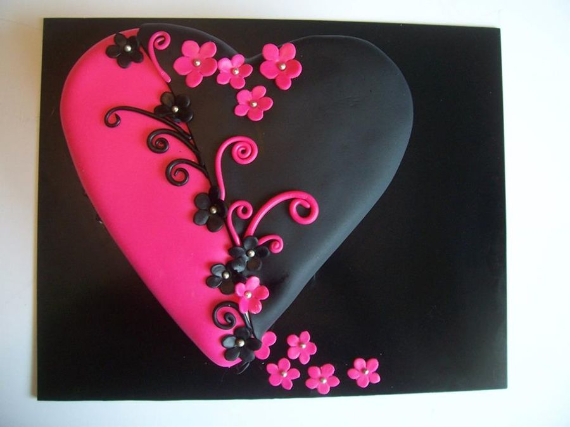 Fabulous Valentine Cake Decorating Ideas (8)