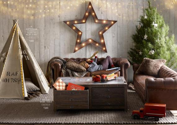Happy Holidays For Children From Restoration Hardware  (12)