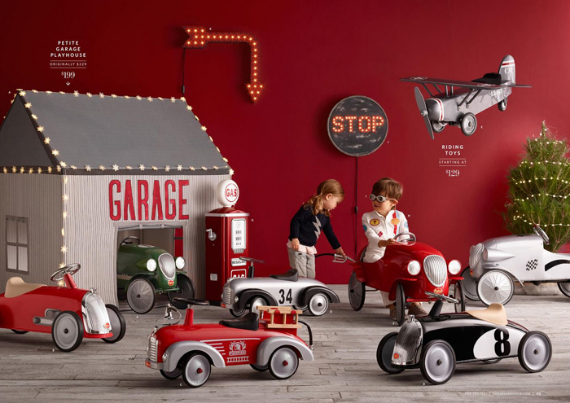 Happy Holidays For Children From Restoration Hardware  (4)