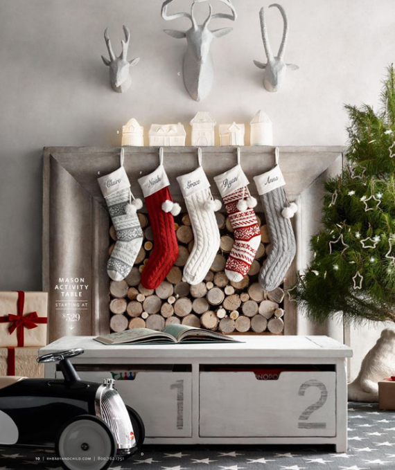 happy holidays for children from restoration hardware 5