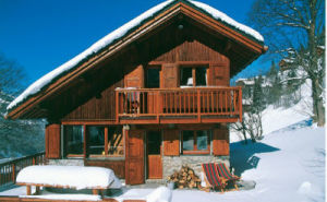 Luxury Chalet Bambis 1