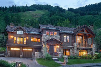 Entertaining ski-in/ski-out Private Vacation Rental Malia Villa – Aspen