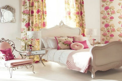 40 Romantic And Tender Feminine Bedroom Design Ideas For Valentine Day