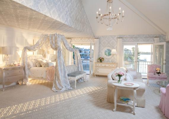 Romantic Bedroom Design Ideas (1) Part 97
