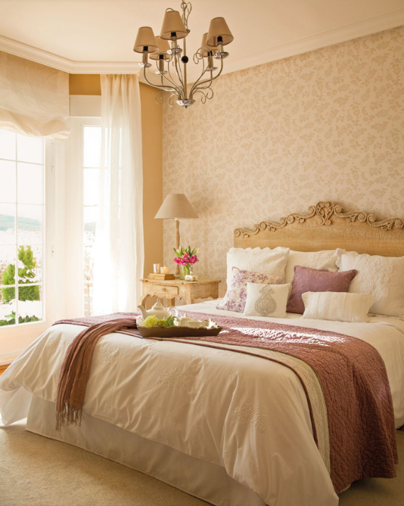40 romantic and tender feminine bedroom design ideas for for Bedroom ideas romantic