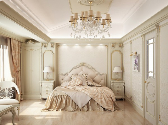 40 Romantic And Tender Feminine Bedroom Design Ideas For Valentine