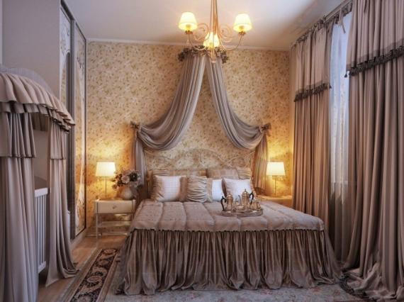 Romantic Bedroom Design Ideas (9)