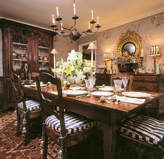 Romantic French Flair Rooms and Decorating Ideas (2)