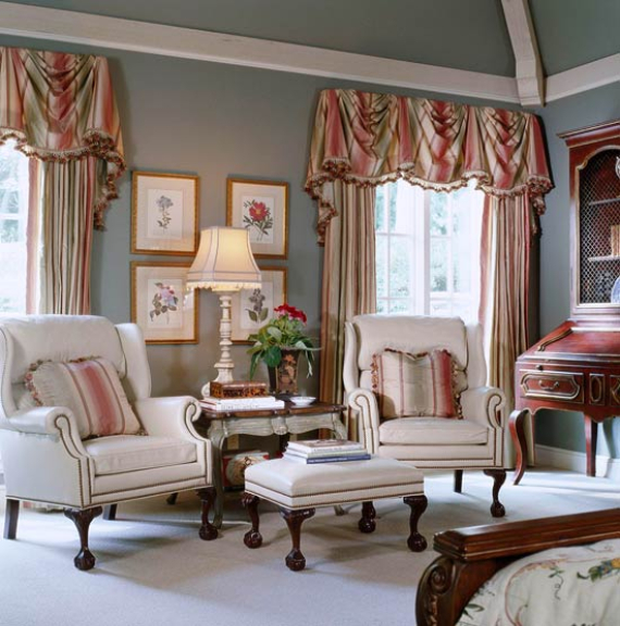 Romantic French Flair Rooms and Decorating Ideas (36)