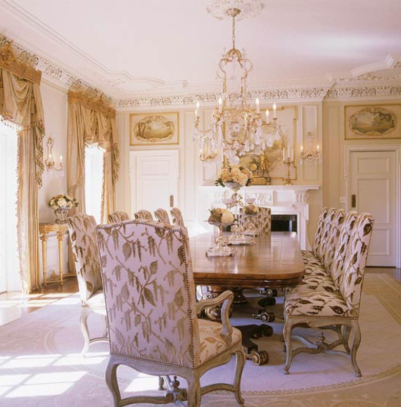 Romantic French Flair Rooms and Decorating Ideas (44)