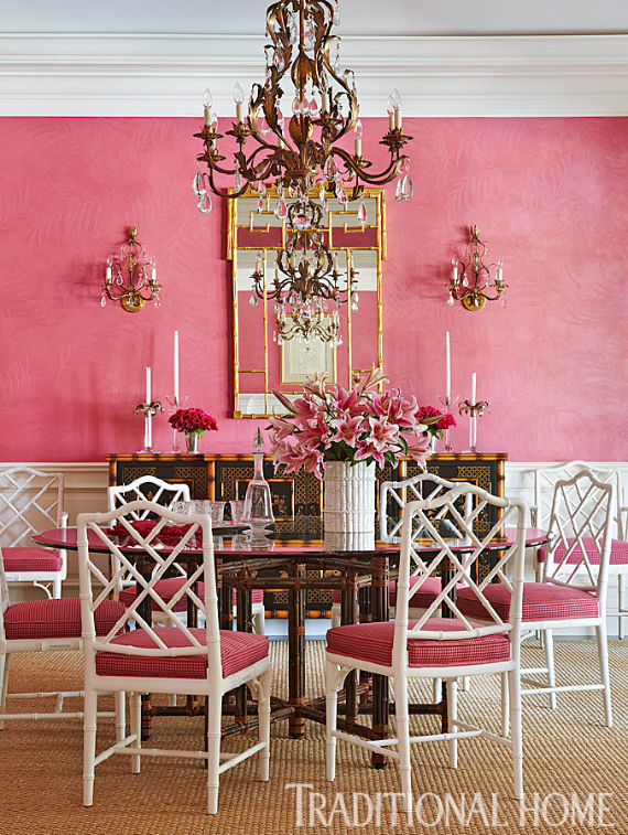 Romantic French Flair Rooms and Decorating Ideas (51)