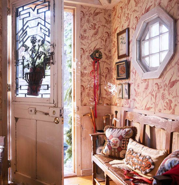 Romantic French Flair Rooms and Decorating Ideas (7)