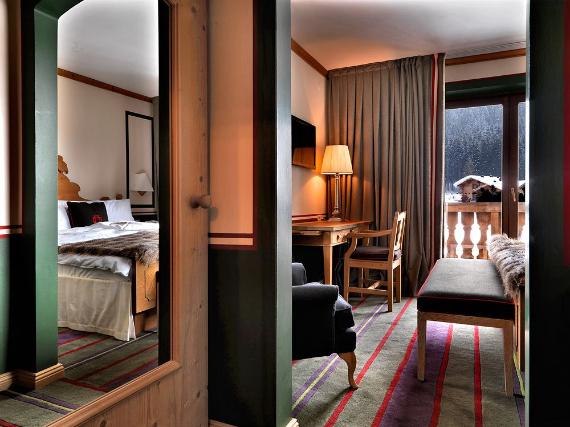 Ski Hideaway-Jagdgut Wachtelhof Hotel In Austria  (25)