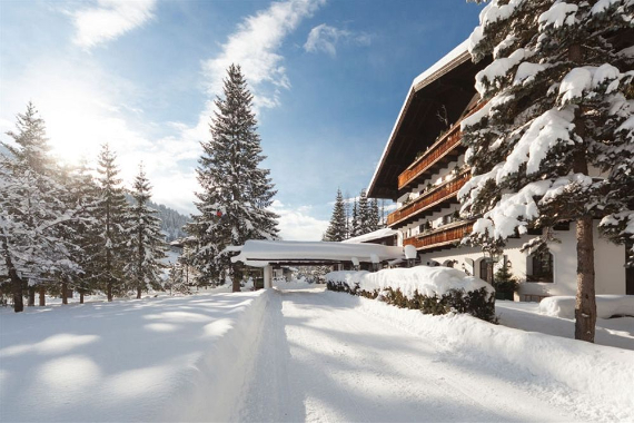 Ski Hideaway-Jagdgut Wachtelhof Hotel In Austria  (3)