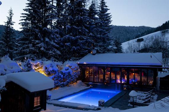 Ski Hideaway-Jagdgut Wachtelhof Hotel In Austria  (5)