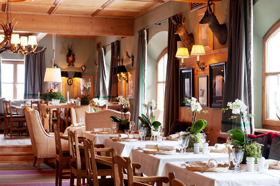 Ski Hideaway-Jagdgut Wachtelhof Hotel In Austria  (7)