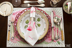 Table Decorating Ideas for Valentine (1