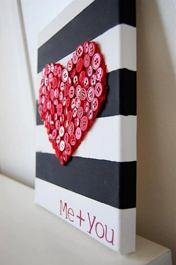 Valentine's Day Crafts For The Whole Family (5)