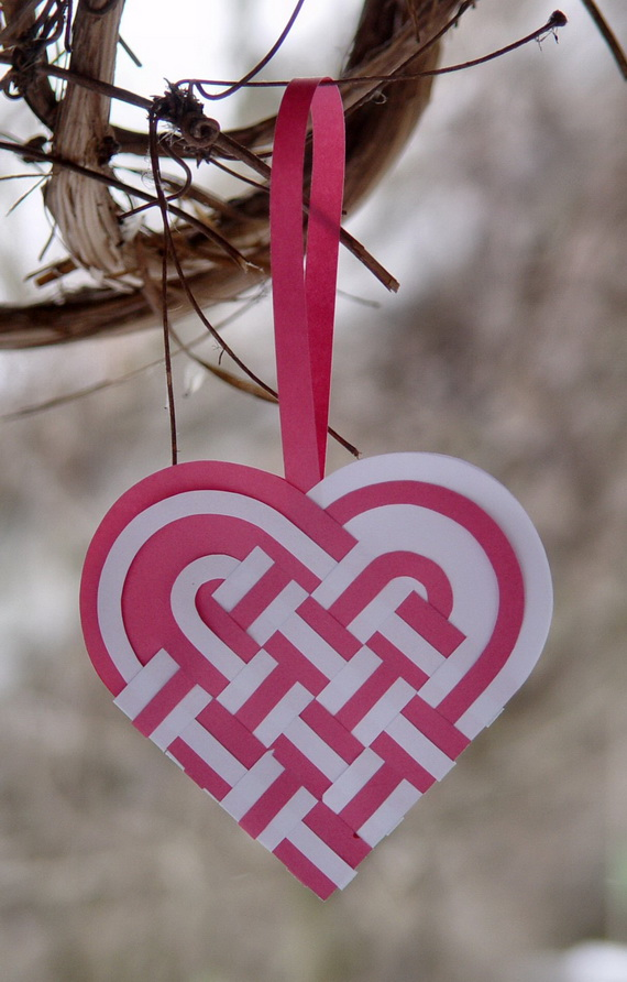 Valentine's Day Crafts For The Whole Family (53)