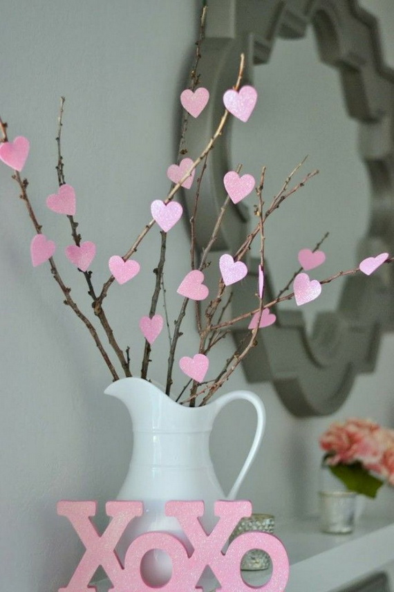 Valentine's Day Crafts For The Whole Family (6)
