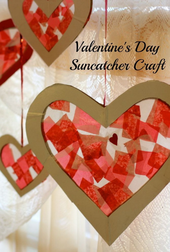 Valentine's Day Crafts For The Whole Family (9)