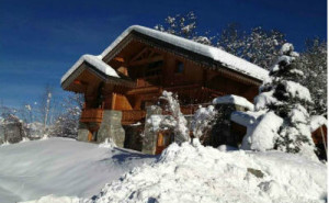 Brilliant Ski Resort Winter Escape The Chalet Altair  in the French Alps