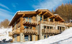 Elegant & Cozy Child-Friendly Chalet Les Anges in Zermatt Switzerland