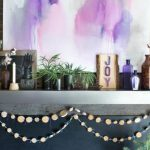 Modern Holiday Color Palette: Lavender, Grey + Violet
