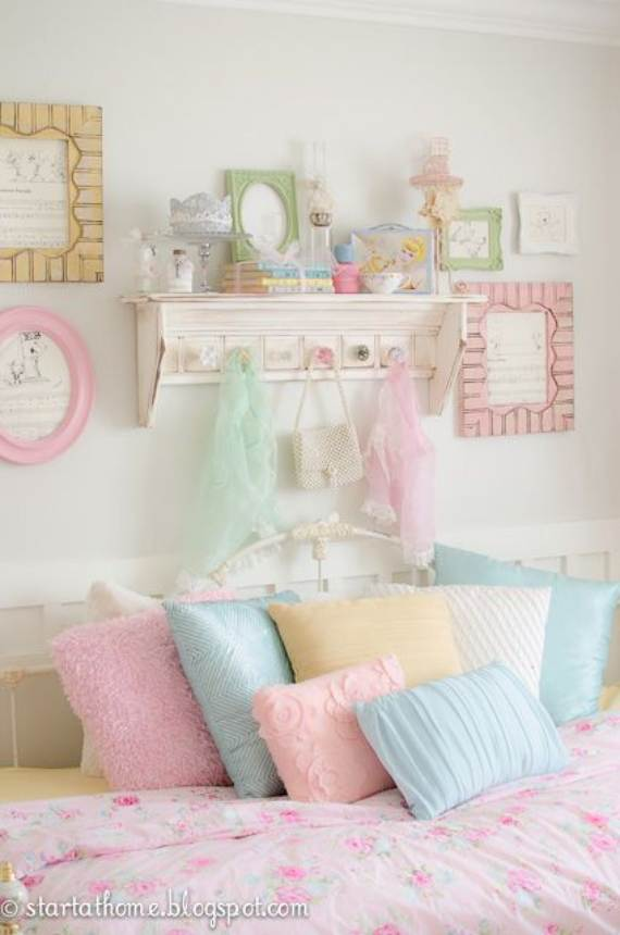 Bedroom Decorating With Pastel Color Ideas Home Decor