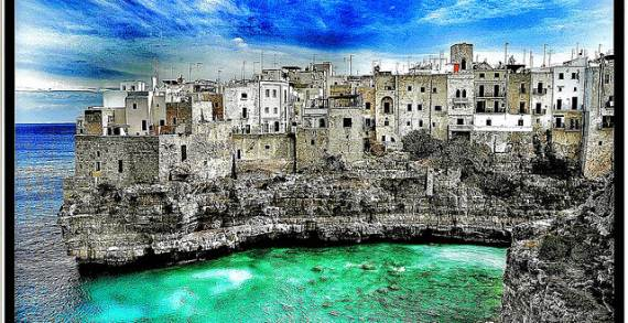Pearl Of The Adriatic Polignano A Mare Province Bari