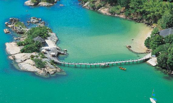 Ponta dos Ganchos Nr Florianopolis, The Sexiest Private Island Escape in Brazil (3)