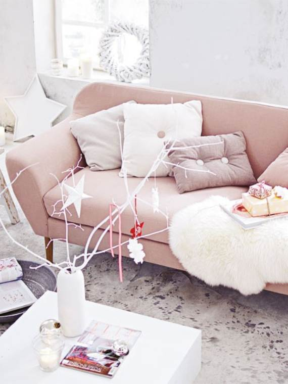 Romantic Home Decorating Ideas In Pink Color And Pastels For ...