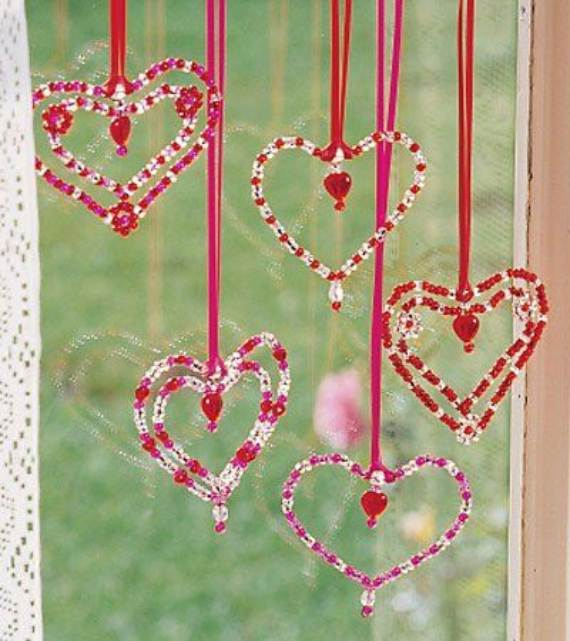 ... Sweet Diy Heart Crafts Ideas For Valentines Day  ...