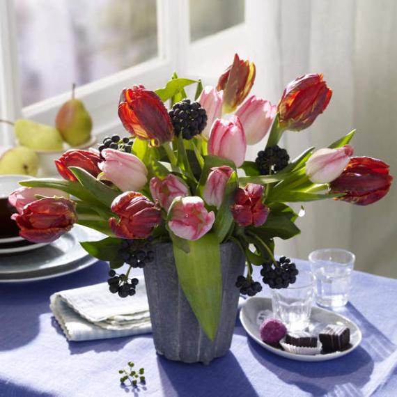The Greatest Gifts for Valentine's Day Flowers for Lovers (4)