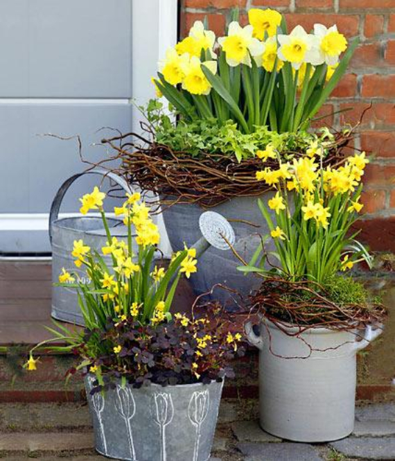 Beautiful Ideas For The Spirit Of Easter And Spring Into Your Home Decor (11)