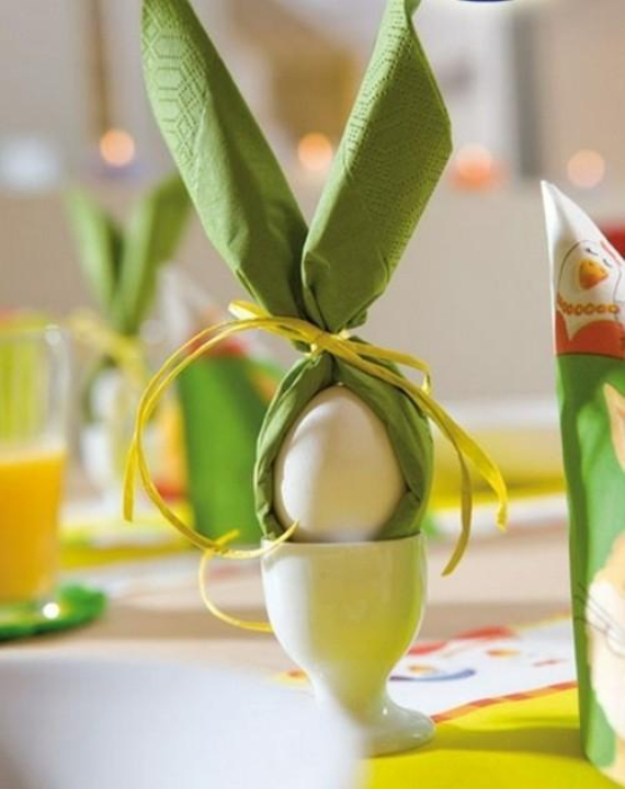 Beautiful Ideas For The Spirit Of Easter And Spring Into Your Home Decor (16)